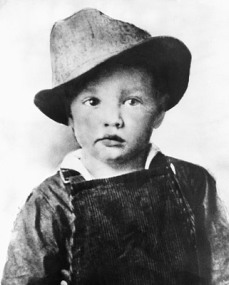 elvis young boy