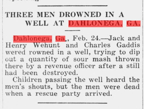 newspaper-clip-fell-in-well