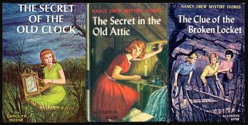 three books fav