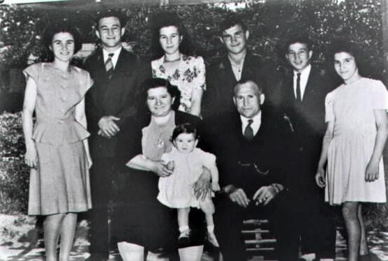 Cambino Family photo
